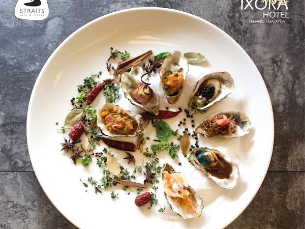 Ixora Hotel's November 2017 International Buffet Lunch