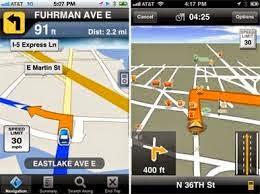 Mobile Navigator GPS