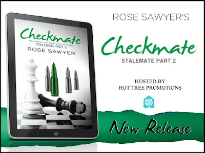 New Release: Checkmate by Rose Sawyer