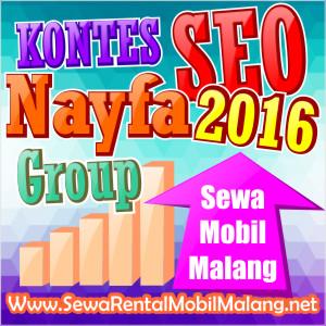 Kontes Seo Sewa Mobil Malang by Nayfa Group