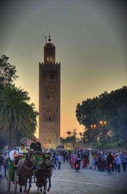 Al Koutoubia Marrakech