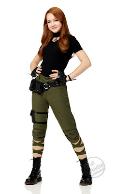 SDCC 2018 Disney Kim Possible Live Action Movie