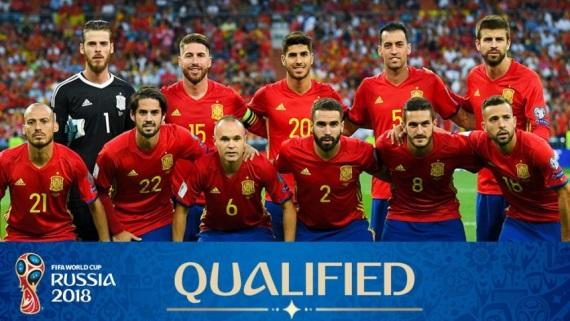 Spain soccer national team