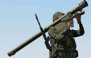 Russian-made MANPADS