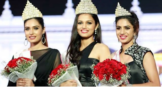 Winners of Miss South India 2019 |  Nikita Thomas Won the title