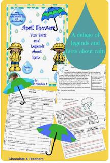 https://www.teacherspayteachers.com/Product/April-Showers-Fun-Facts-Legends-Informational-Text-Passages-Printables-1771507
