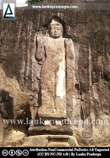 Buduruwagala Buddha statue, Sri Lanka