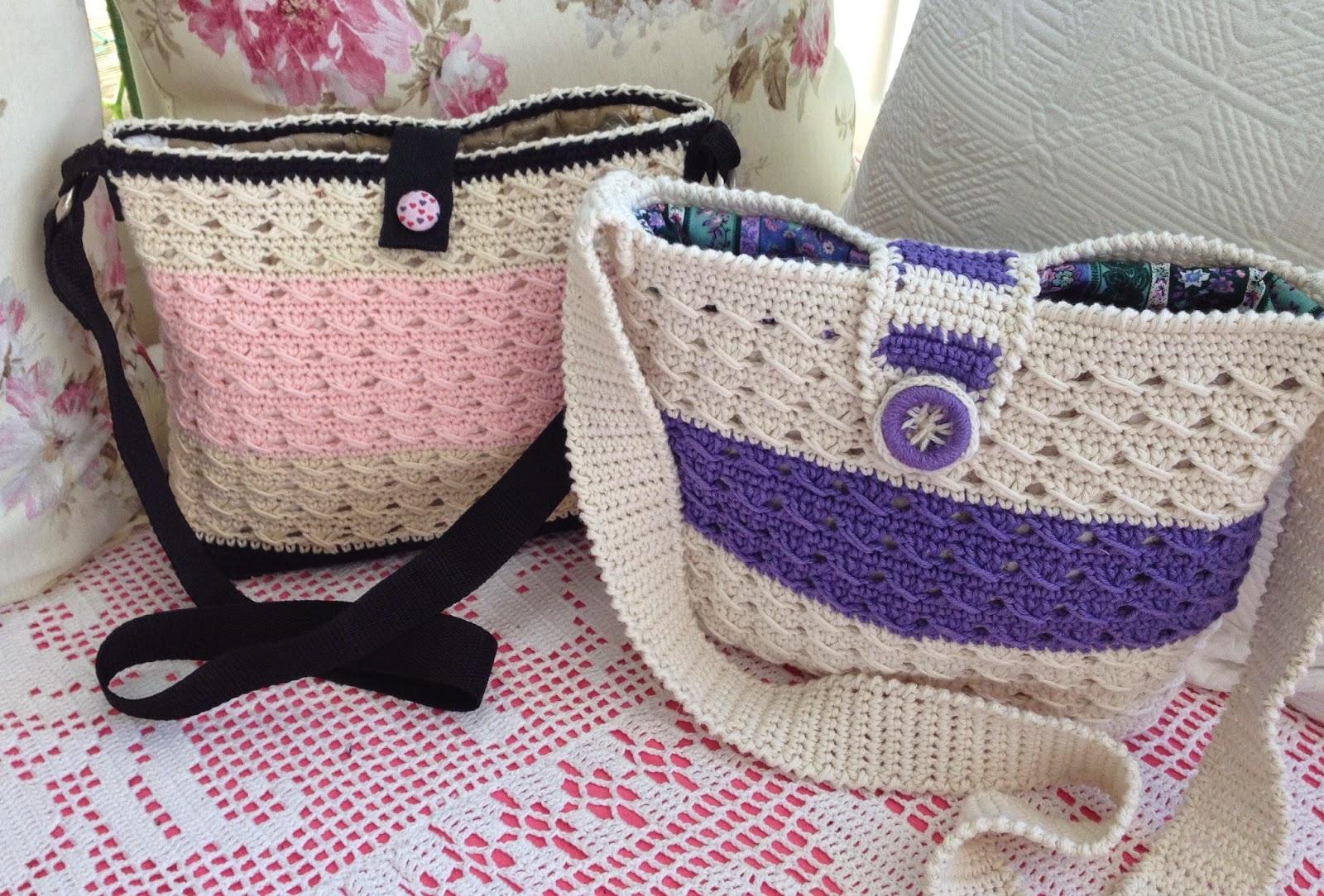 Handbagage Två Väskor : Christinas pyssel och hantverks g tv? nya v?skor