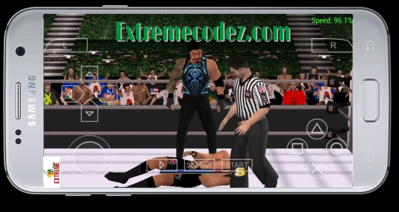 Download Wwe 2K19 And Wwe 2K18 Ppsspp Game Apk + Obb Data ...