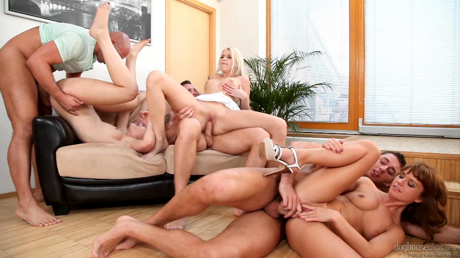 Bachelor party sex orgy pics