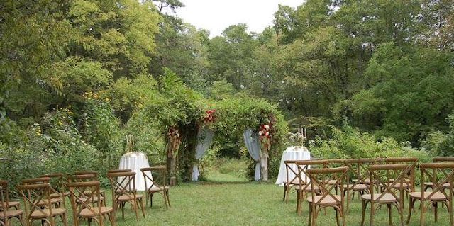 Wedding Venues Knoxville Tn ijams nature center