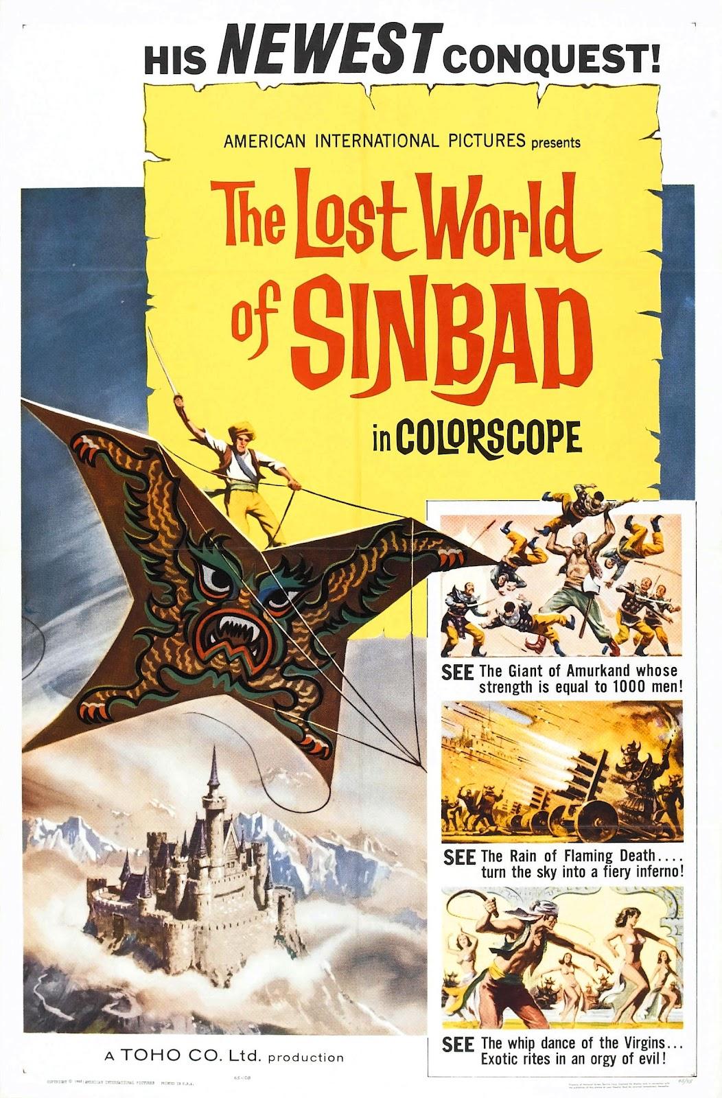 Sinbad Film