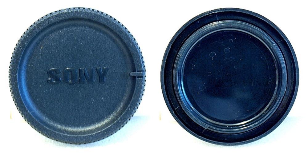 Sony A-Mount Camera Body Cap