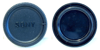 Sony A-Mount Camera Body Cap