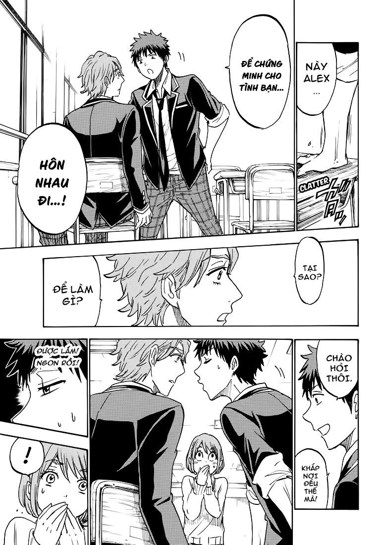 Yamada-kun to 7-nin no majo chap 195 page 16 - IZTruyenTranh.com