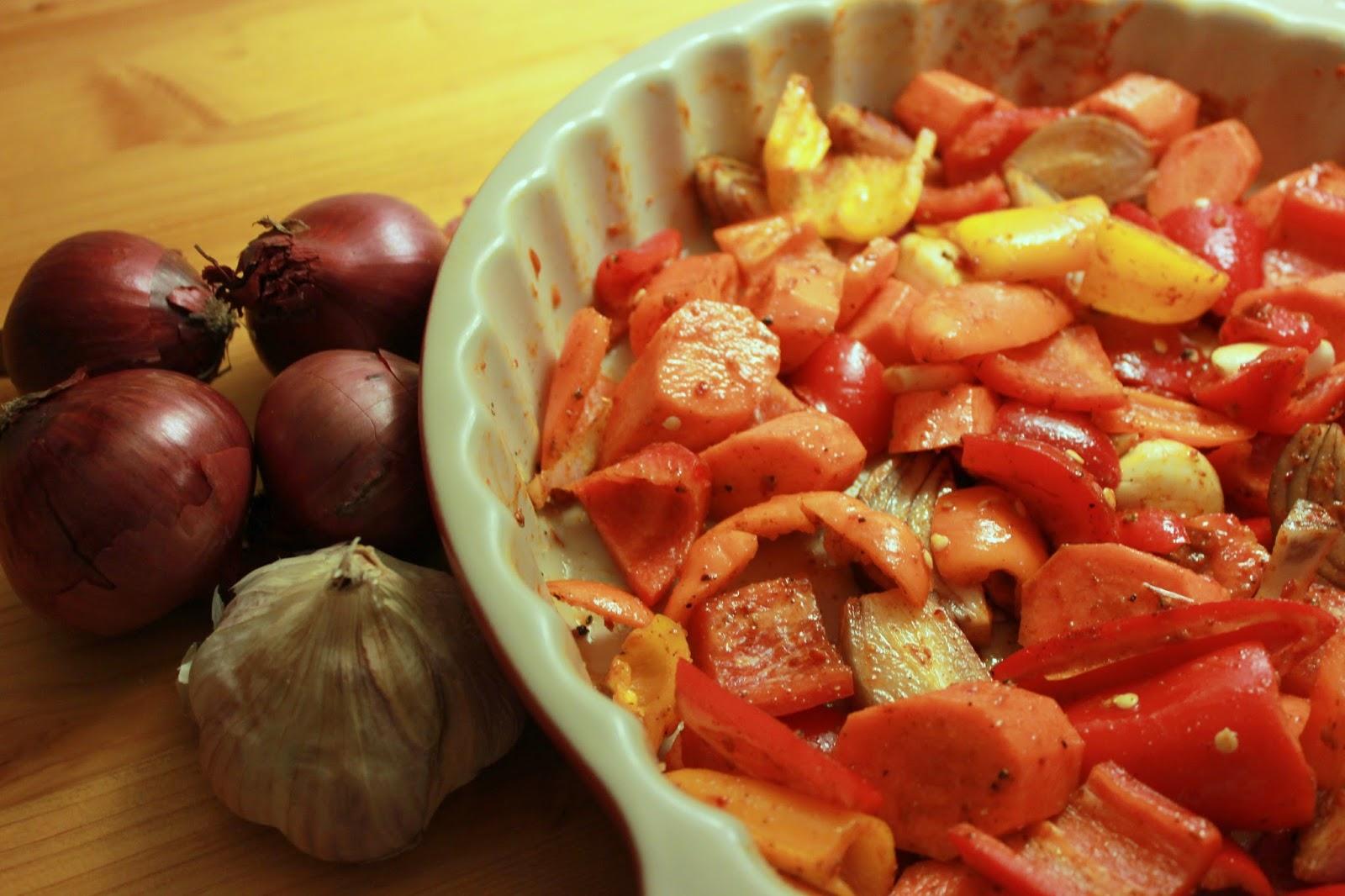 Leichte Sommerküche Jamie Oliver : Nachgekocht harissa chicken by jamie oliver