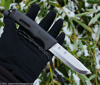 Hx Outdoors TD-09 Bushcraft fixed blade knife