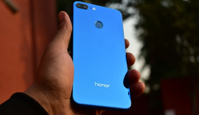 Honor 9N Design and Build Quality On Par With Flagships