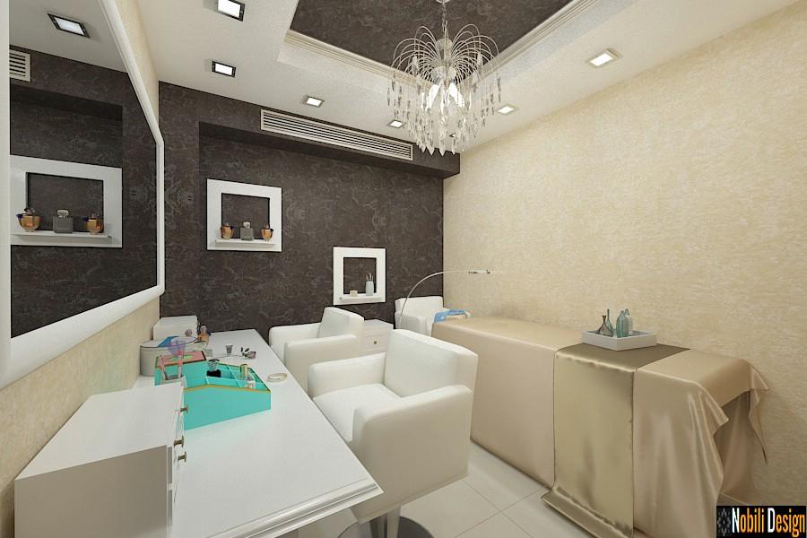 Amenajare Salon De Infrumusetare Si Cosmetica Amenajare Coafor In