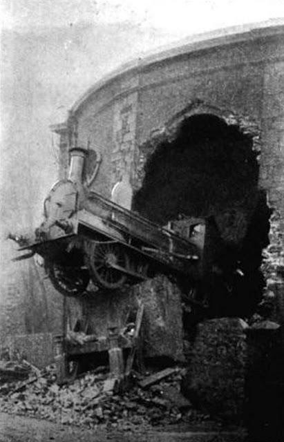 Charfield Railway Disaster