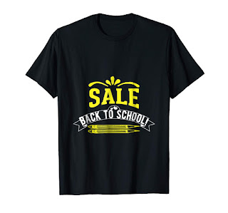 Funny SALE BACK TO SCHOOL SHIRT