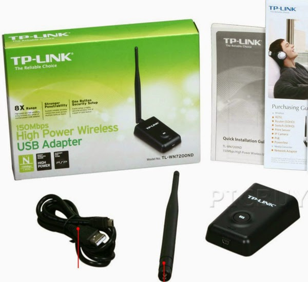 TP-Link TL-WN7200ND Drivers