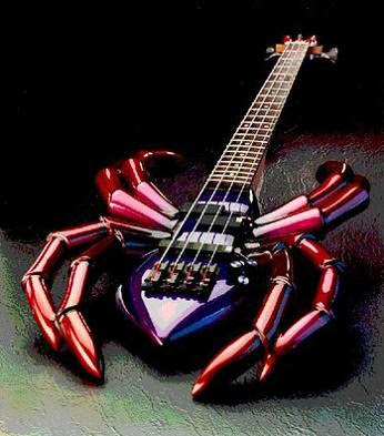 Creative Guitars and Unique Guitar Designs (15) 12