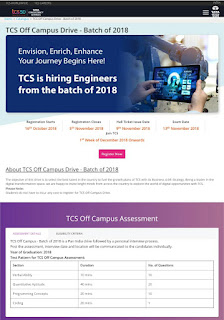 tcs career interview 2018