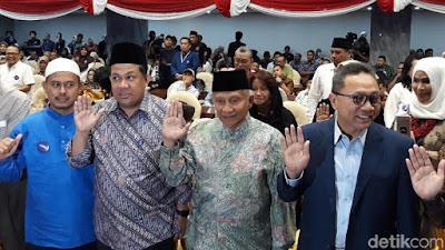 Kata Zulkifli, Karena Reformasi Jokowi Bisa Jadi Presiden