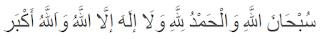 Tata Cara Sholat IED dan Sunah Idul Fitri