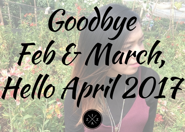 Itu0027s Time To Recap What Happened For The Month Of February And March With  Side Stories Here And There Plus Things To Look Forward To In The Coming  Month.