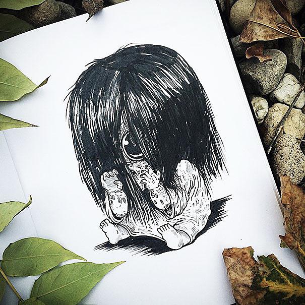 Samara cartoon