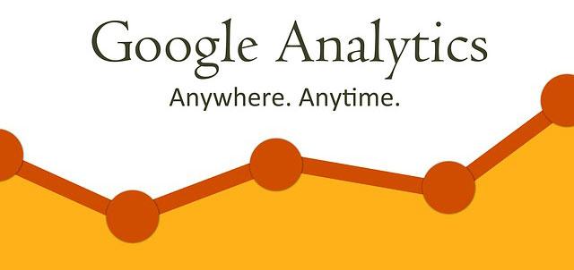 menggunakan google analytics; meningkatkan trafik blog;