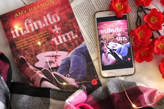 Infinito + Um - Amy Harmon