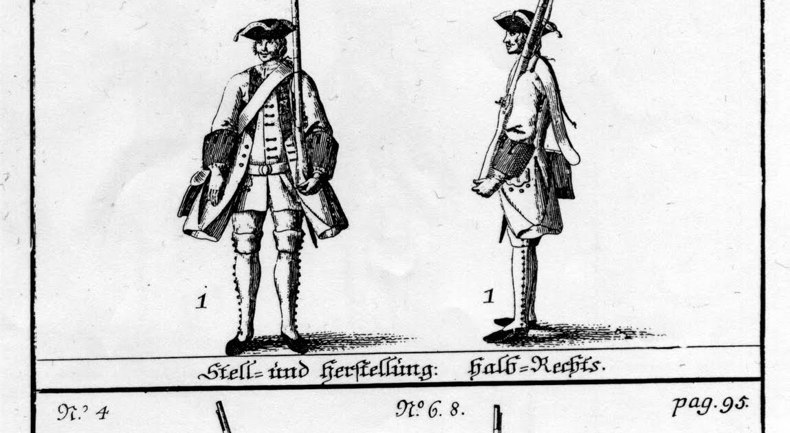 Wars of Louis Quatorze: Austrian drill manual
