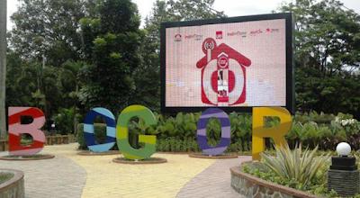 Aneka Taman Kota Bogor