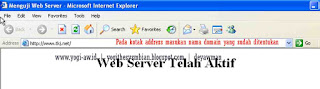 Instalasi dan Konfigurasi DNS SERVER