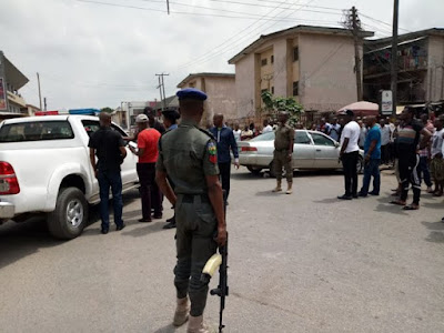 How Armed Robbers Fleeing With Stolen Cash Were Arrested