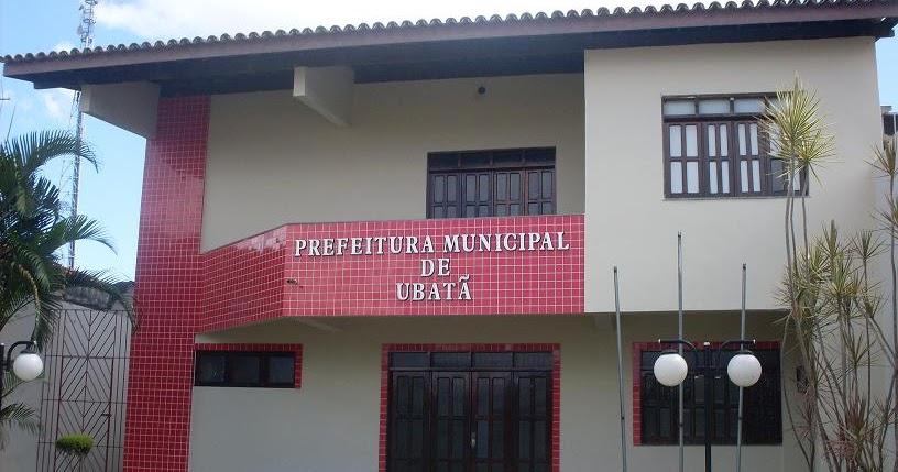 Resultado de imagem para prefeitura de Ubatã