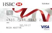 Kelebihan dan Ketentuan Kartu Kredit HSBC Cashback Card