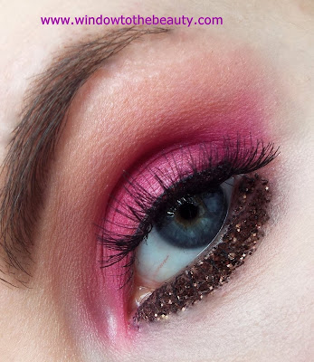 Makeup Geek  CupCake, Petel Pusher