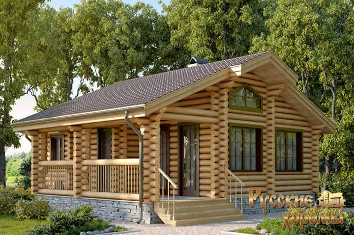 Stupendous Beautiful Simple Wood House And Log House Design Largest Home Design Picture Inspirations Pitcheantrous