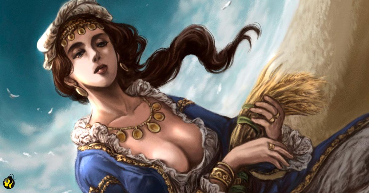 Deméter - Deusa Grega (História)
