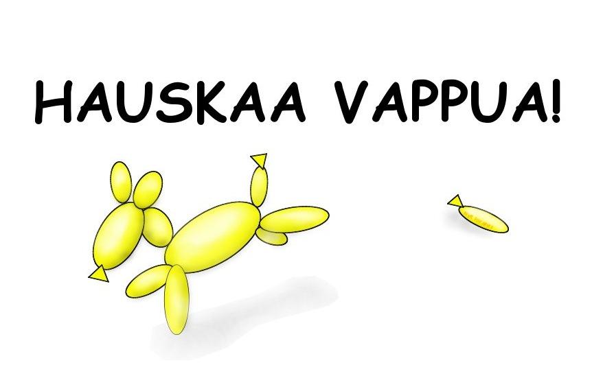Vappu Huumori