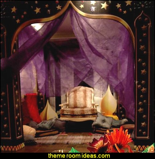 Arabian Paradise Gazebo  Moroccan decorating ideas - Moroccan decor - Moroccan furniture - decorating Moroccan style - Moroccan themed bedroom decorating ideas - Exotic theme decorating - Sultans Palace - harem style bedrooms Arabian nights Moroccan bedroom furniture - moroccan wall decoration ideas