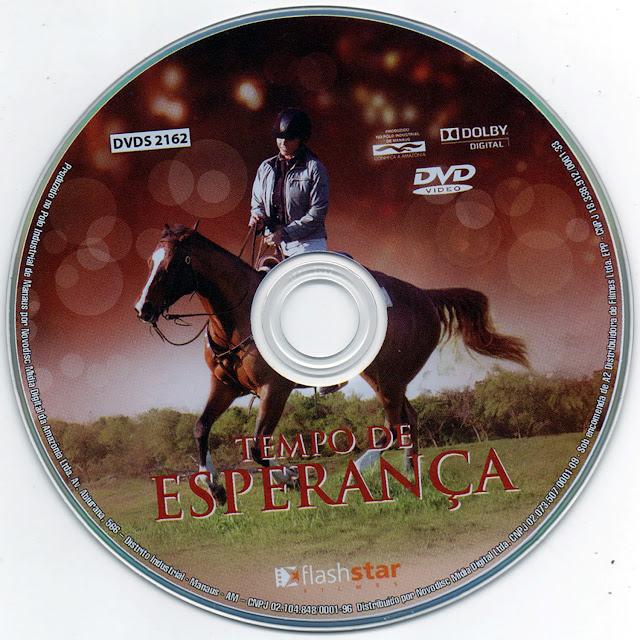 Label DVD Tempo de Esperança (Oficial)