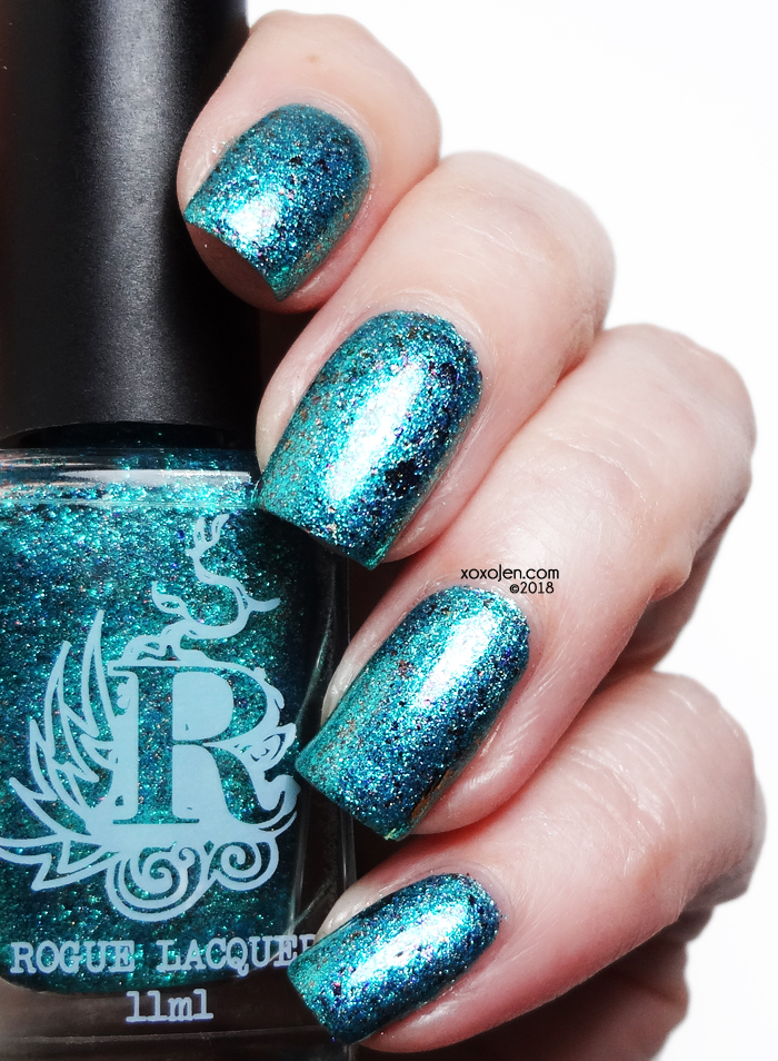 xoxoJen's swatch of Rogue Gobi