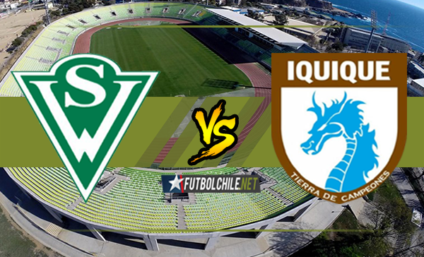 Santiago Wanderers vs Deportes Iquique