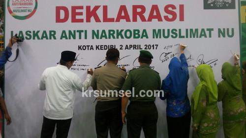 Harlah Ke 71 Muslimat NU : Satukan Langkah Membangun Negeri Menjaga NKRI