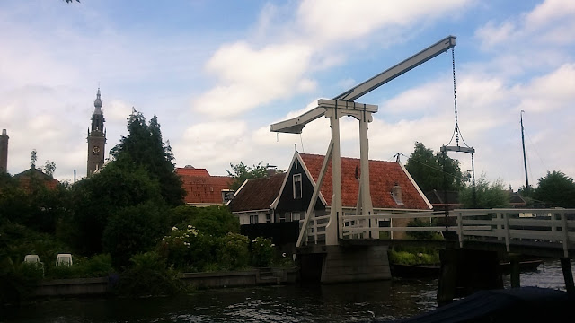 Visitare Edam in Olanda